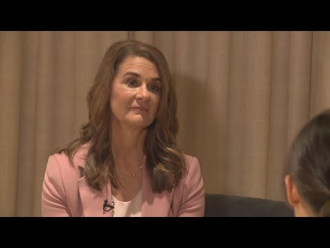Melinda Gates: 'Philanthropy can't fill in for government money'