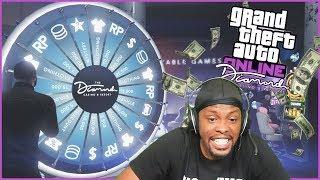 NEW GTA 5 Online Casino DLC Is Lit! (GTA 5 Casino & Resort)