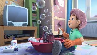 Фиксики - Микробы | Познавательные мультики для детей