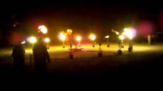 4th of Juplaya Crazy FIRE!
