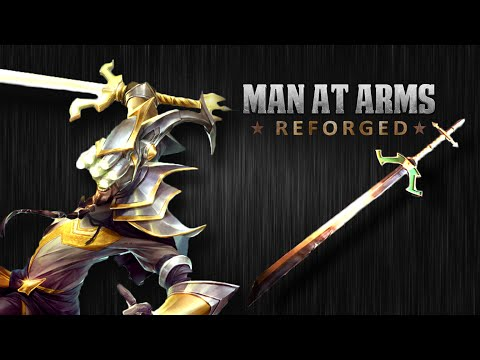 Master Yi'S Ring Sword (League of Legends)