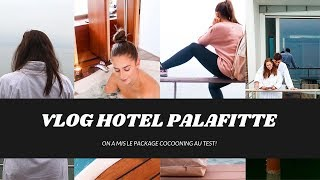 Youtube: VLOG! Mon Séjour au Palafitte!