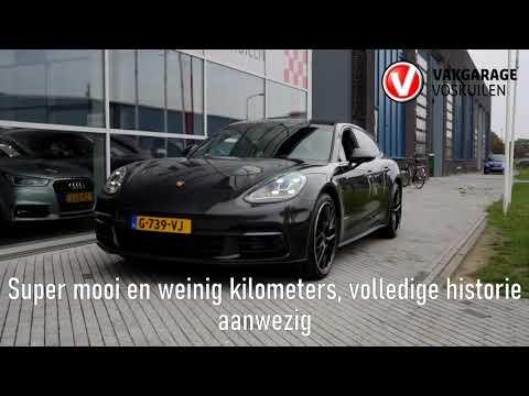 Porsche Panamera 2.9 4 E-Hybrid Sport Turismo Rear Seat Entertaiment system