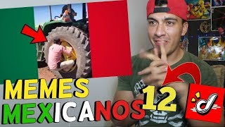 MEMES MEXICANOS 12│DED│ REACCION
