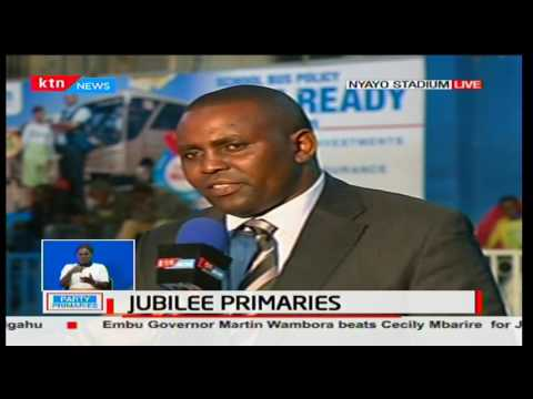 Mike Sonko and Johnson Sakaja take early lead as Nairobi primaries tally's underway: Prime part 2