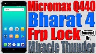 q440 frp unlock miracle - Free video search site - Findclip Net