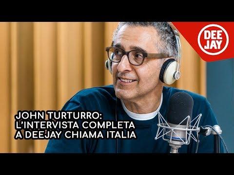 John Turturro: l'intervista completa a Deejay Chiama Italia