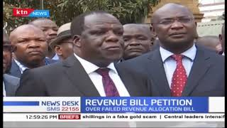 CoG, Senators file petition at top court over division of revenue bill