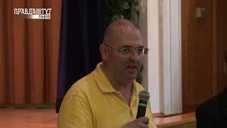 Муза – Павло Гунька & Родерик Баранд у Львівській філармонії