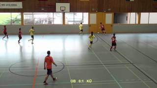 preview picture of video 'BSC Old Boys Juniorinnen B - FC Küssnacht A, 28.12.2012'
