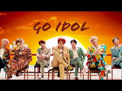 BTS IDOL X GO GO [FULL MASHUP] by JAS - Jaschu - Video - 4Gswap org