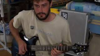 """FKJ & Masego """"TADOW"""" (loop Guitar Cover)"""