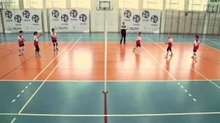 SOS Lekcja II 03 Odbicia Gorne   Cwiczenia Z Siatka
