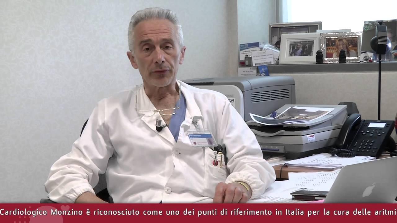 TONDO Intervista Prof. Claudio Tondo Coordinatore Area Aritmologia del Monzino - pt2