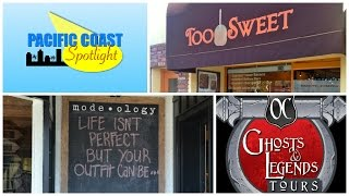 Pacific Coast Spotlight - Too Sweet, Mode-ology, and OC Ghosts & Legends Tours