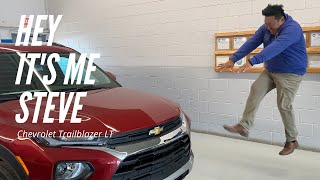 2021 CHEVY TRAILBLAZER IS HERE! | LIVE BIG IN A SMALL SUV! | FIRST IMPRESSIONS, IN-DEPTH WALK AROUND