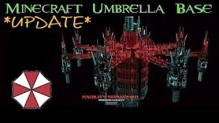 Minecraft Umbrella Corporation Hive Samye Populyarnye Video