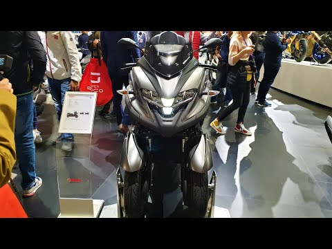 New Yamaha Scooters For 2020