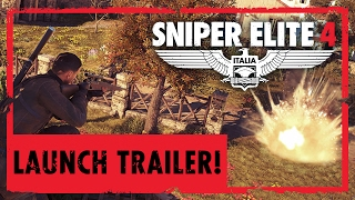 Sniper Elite 4 Deluxe Edition video