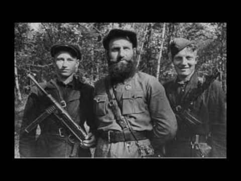 """Л.Бакалов - """"Партизанская борода"""""""