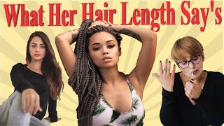 What A Womans Hair Length Say About Her Personality