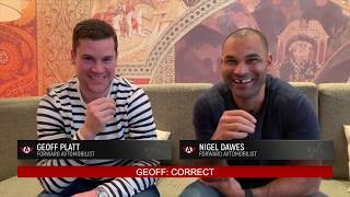 Imports Talk – Nigel Dawes and Geoff Platt