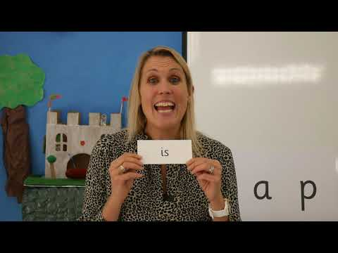 Reception Phonics - Lesson 32 (part 2)