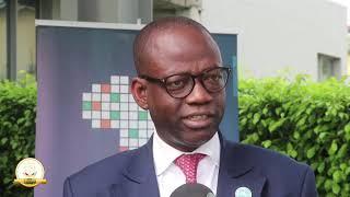 Lacina Koné, Directeur Général de l'Alliance Smart Africa