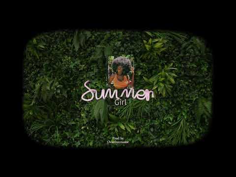 """Summer Girl"" Drake x Wizkid x Rihanna x Kojo Funds Type Beat | Dancehall Instrumental 2019"