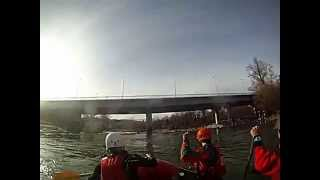 preview picture of video 'rafting pont d'espagne jurançon'