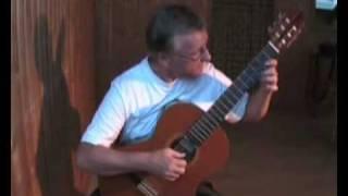 J. S. Bach: BWV 1007 Prelude in D  - Per-Olov Kindgren