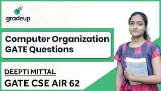 Computer Organisation GATE Questions | CO GATE Questions | GATE CSE 2019