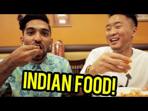 INDIAN FOOD! (ALL THE DISHES) - Fung Bros Food