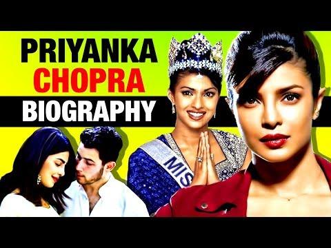 Desi Girl ▶ Priyanka Chopra Biography | Wedding | Nick Jonas | Bollywood & Hollywood Actress