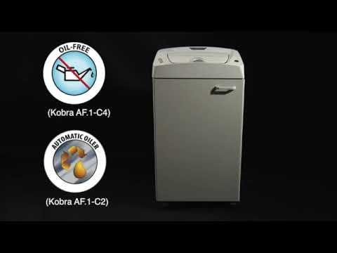 Video of the KOBRA AF.1 C4 Shredder