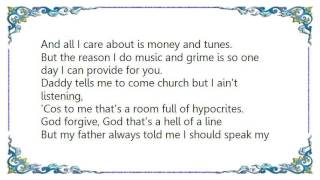 Chipmunk - Dear Family Lyrics