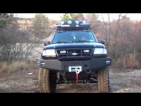 lifted ford ranger mudding off road 2wd autos weblog. Black Bedroom Furniture Sets. Home Design Ideas