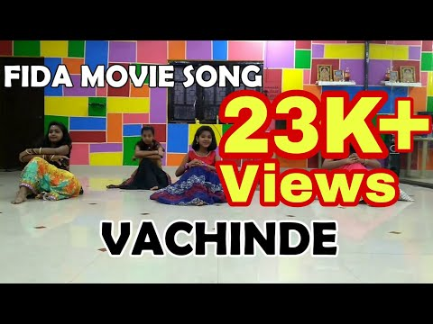 Choreography Of vachinde south song