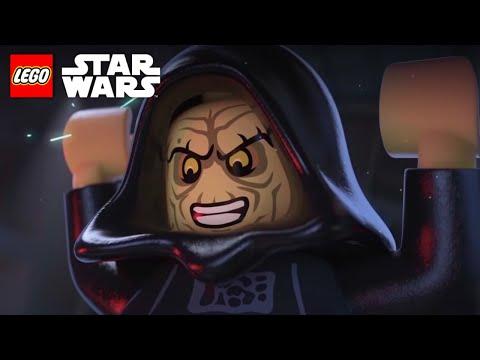 Vidéo LEGO Star Wars 75094 : La navette impériale Tydirium