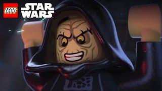 The Final Duel  - LEGO Star Wars - Episdoe 8 - 2015 Mini Movie