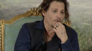 Johnny Depp explains what made the Mad Hatter so mad!