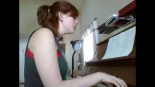 The Longer the Waiting the Sweeter the Kiss- Josh Turner (piano/vocal cover)