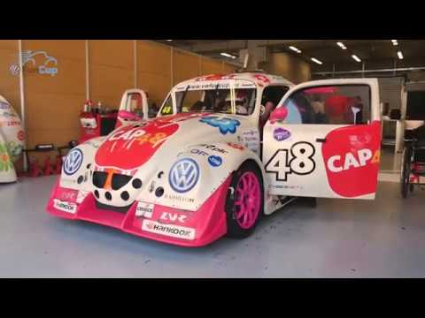 25 Hours VW Fun Cup 2018 - CAP 48