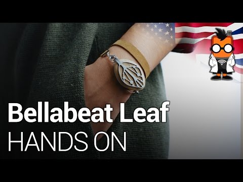 Bellabeat Leaf hands-on: a female wearable I wouldn't mind wearing!
