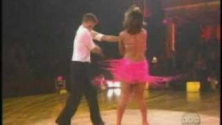 Barry Manilow, They Dance, Cheryl & Louis Dancing w t Stars