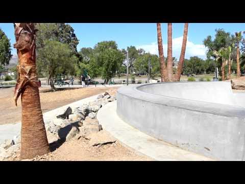 A Day At Lakeside Skatepark - Tyler Aghas