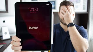 Forgot Your New iPad Passcode? Here's How You Can Regain Access! [NO Home Button iPads]