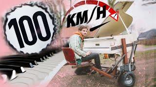 Motorisierter FLÜGEL mit PANZERSTEUERUNG | Kliemannsland on Tour