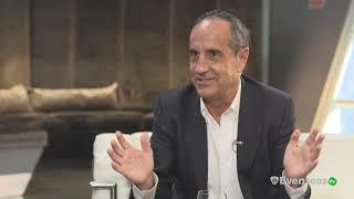Eventeas TV: Entrevista a Luis Galindo - CONFERENCIANTE MOTIVACIONAL (2/2)