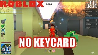 Roblox: JailBreak: Grinding WITHOUT Keycard